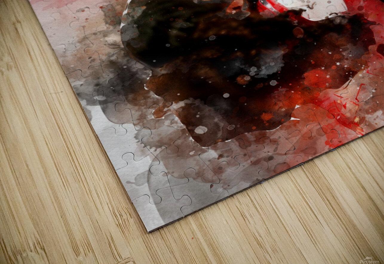 yu6 HD Sublimation Metal print
