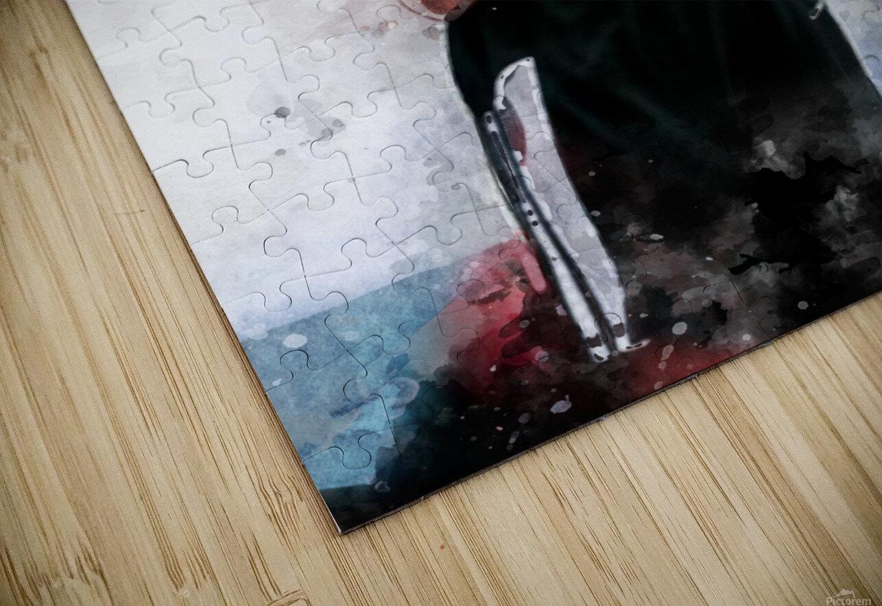 rrt HD Sublimation Metal print