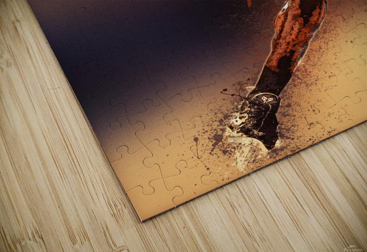 Kobe Bryant Best Moments 8 HD Sublimation Metal print