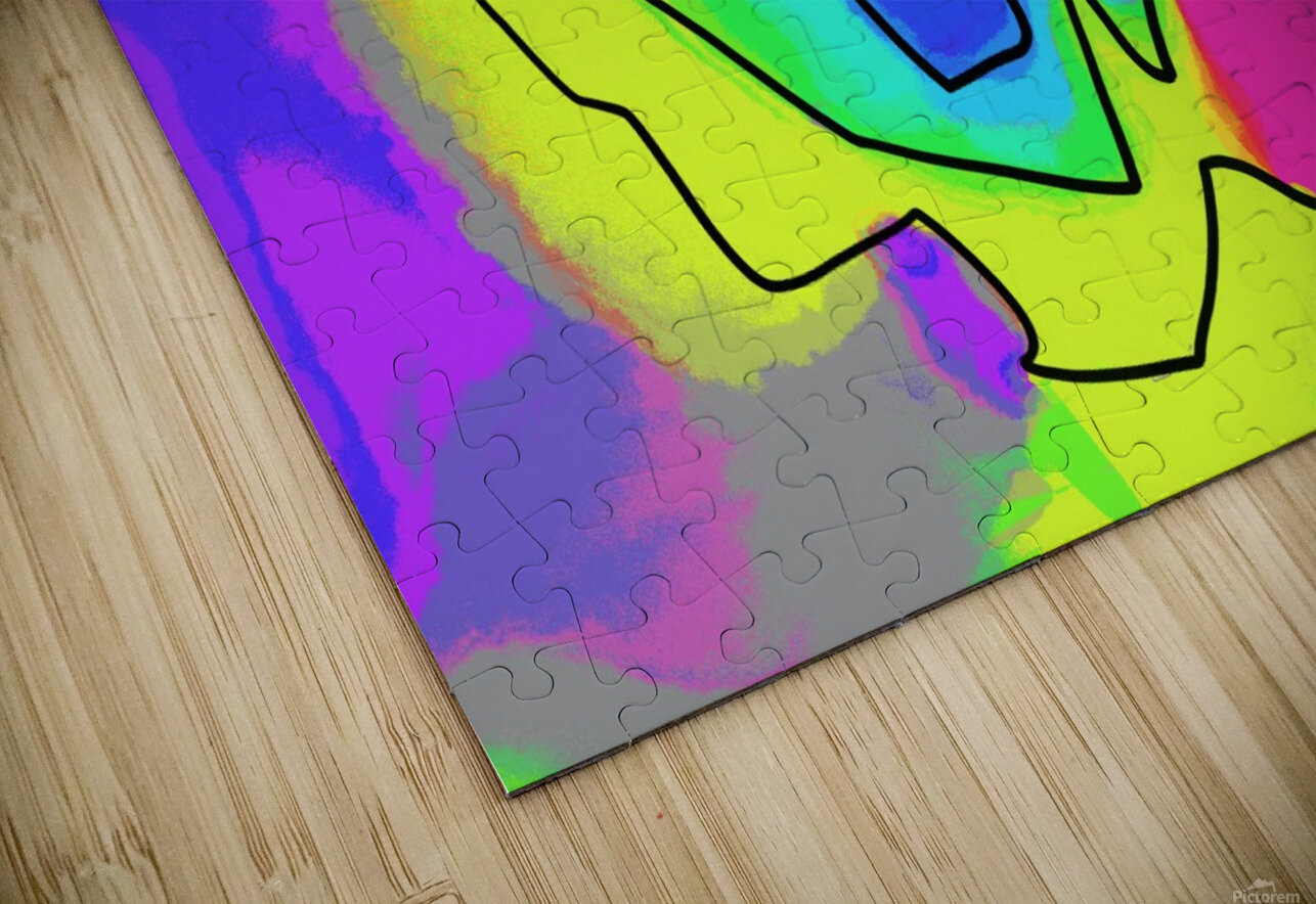 Life HD Sublimation Metal print