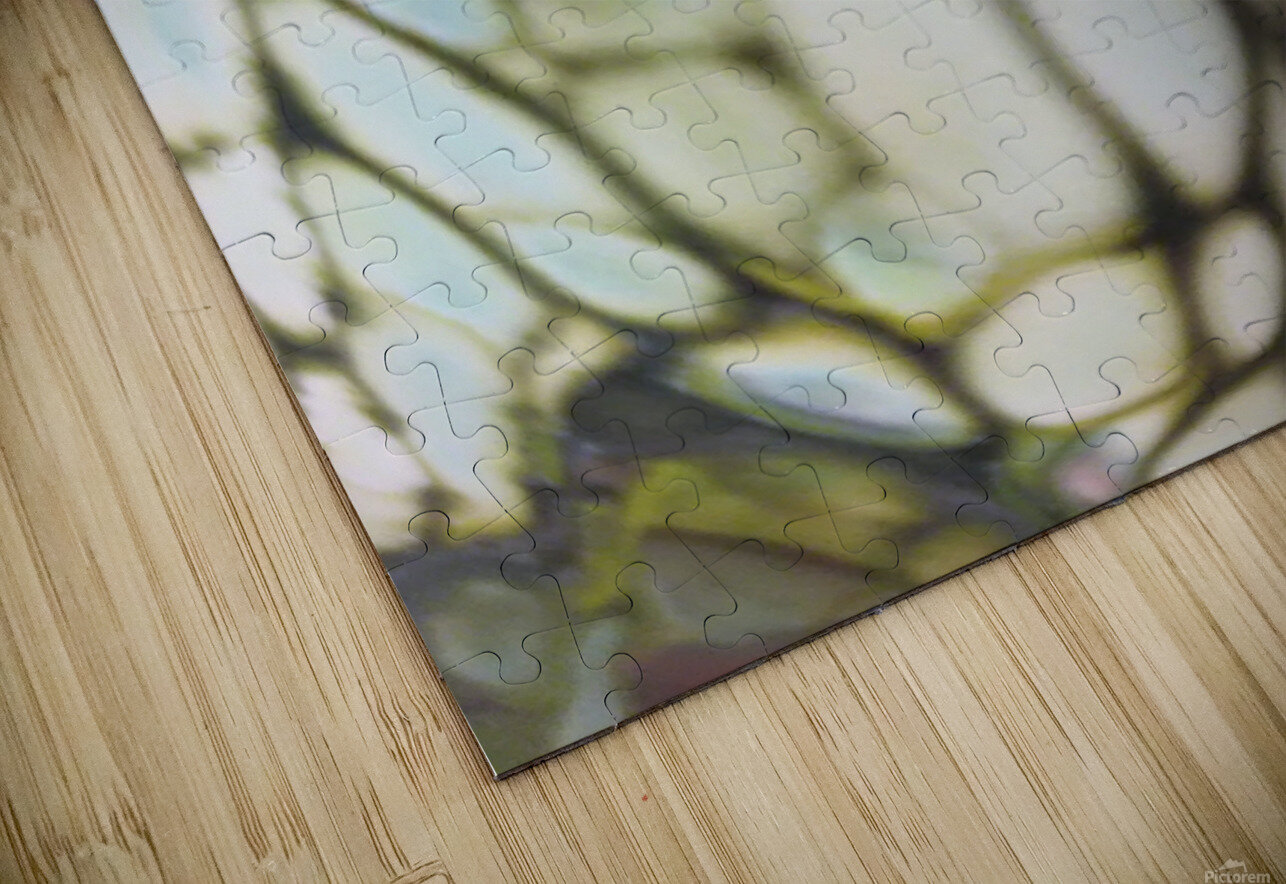 fractral HD Sublimation Metal print