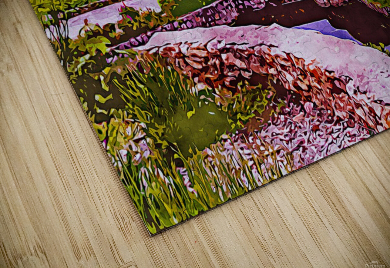 Nature Documentary 2 HD Sublimation Metal print
