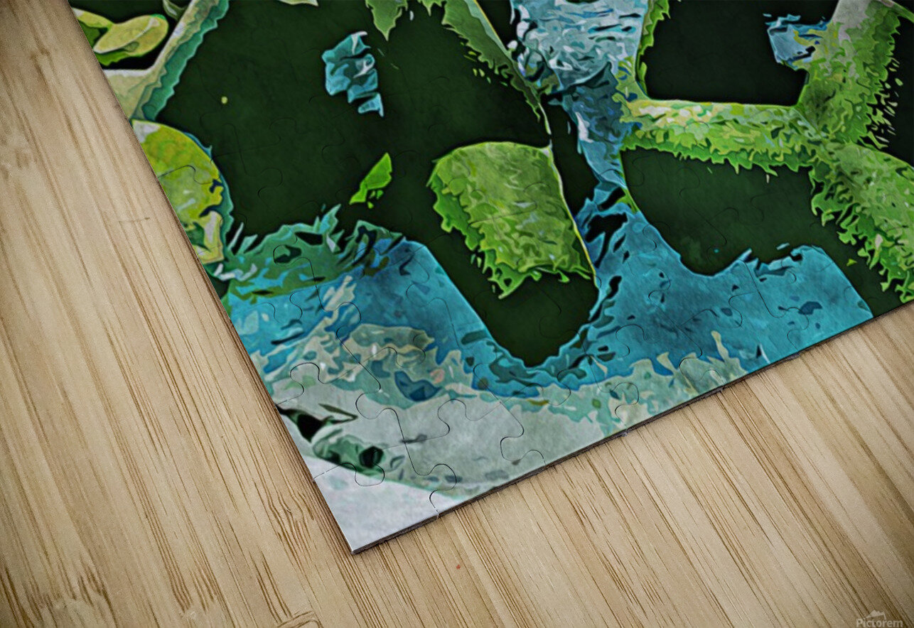 Wall Nature Decoration 7 HD Sublimation Metal print