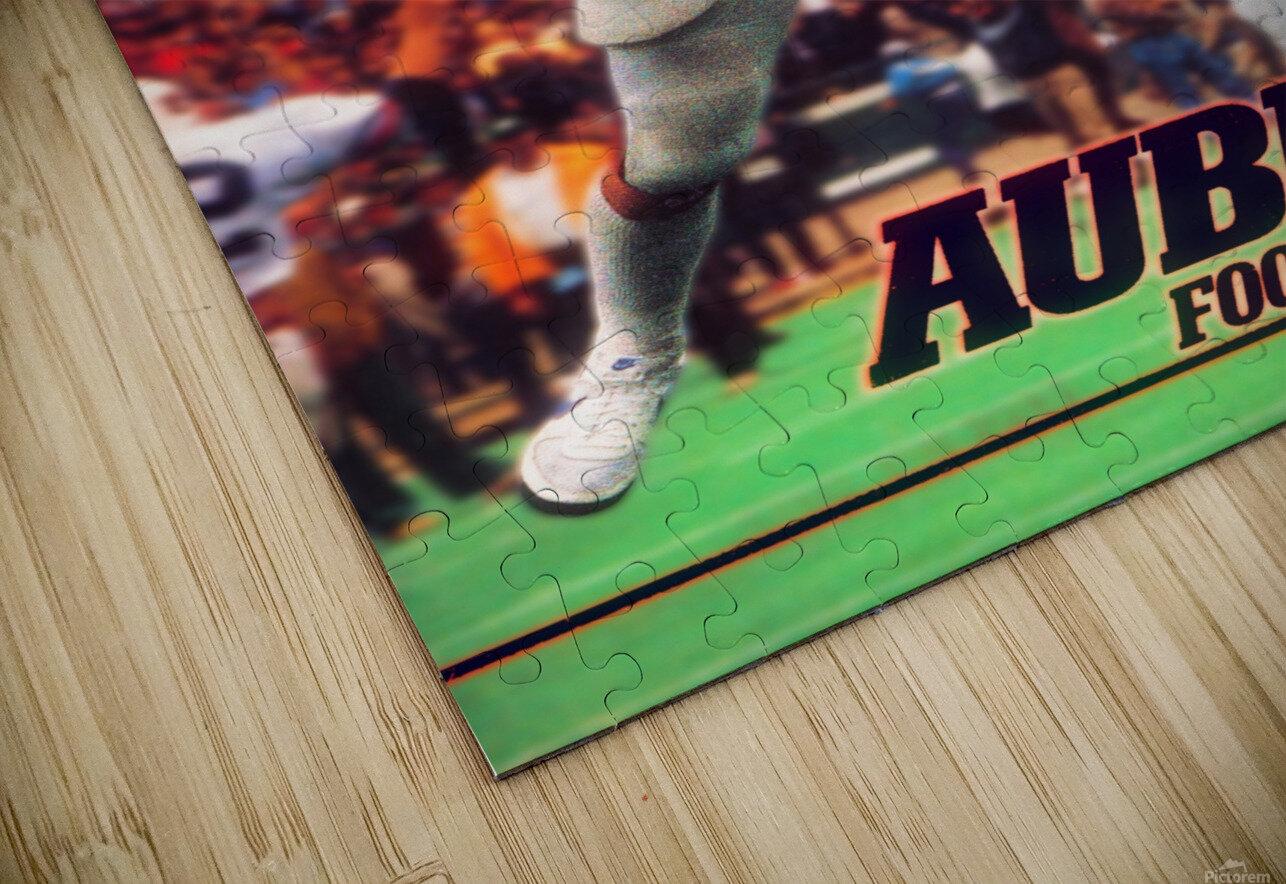 auburn football art 1983 HD Sublimation Metal print