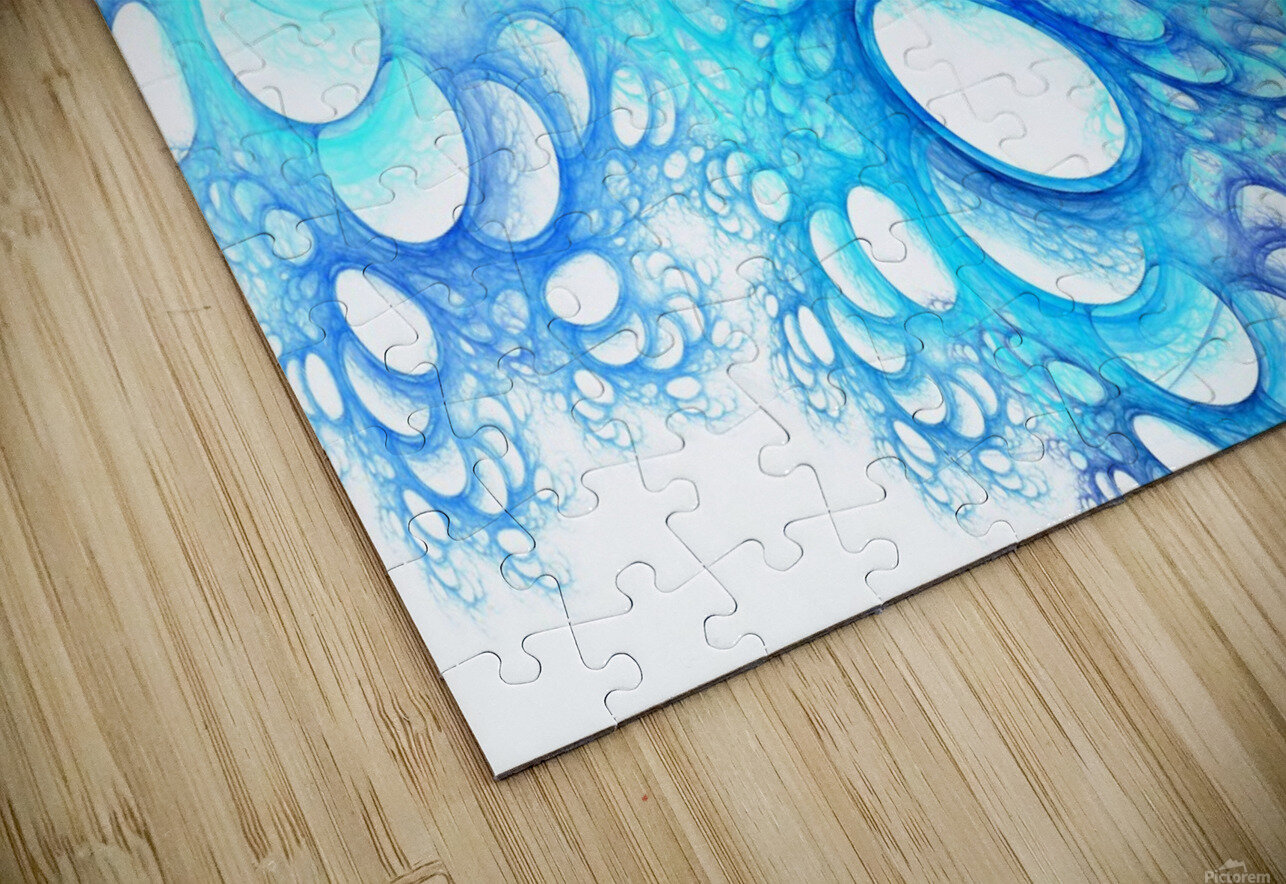 When everything is all right HD Sublimation Metal print