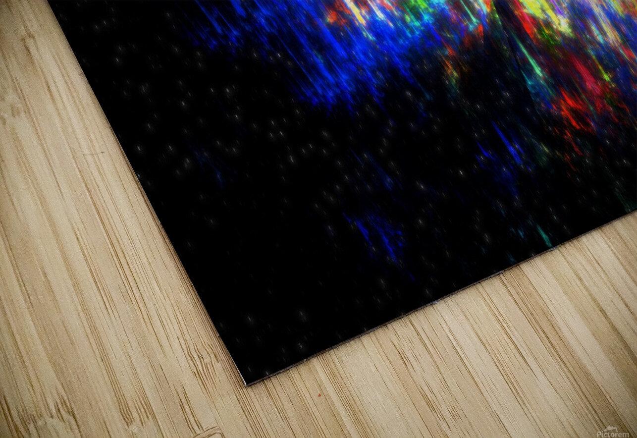 Aurora HD Sublimation Metal print