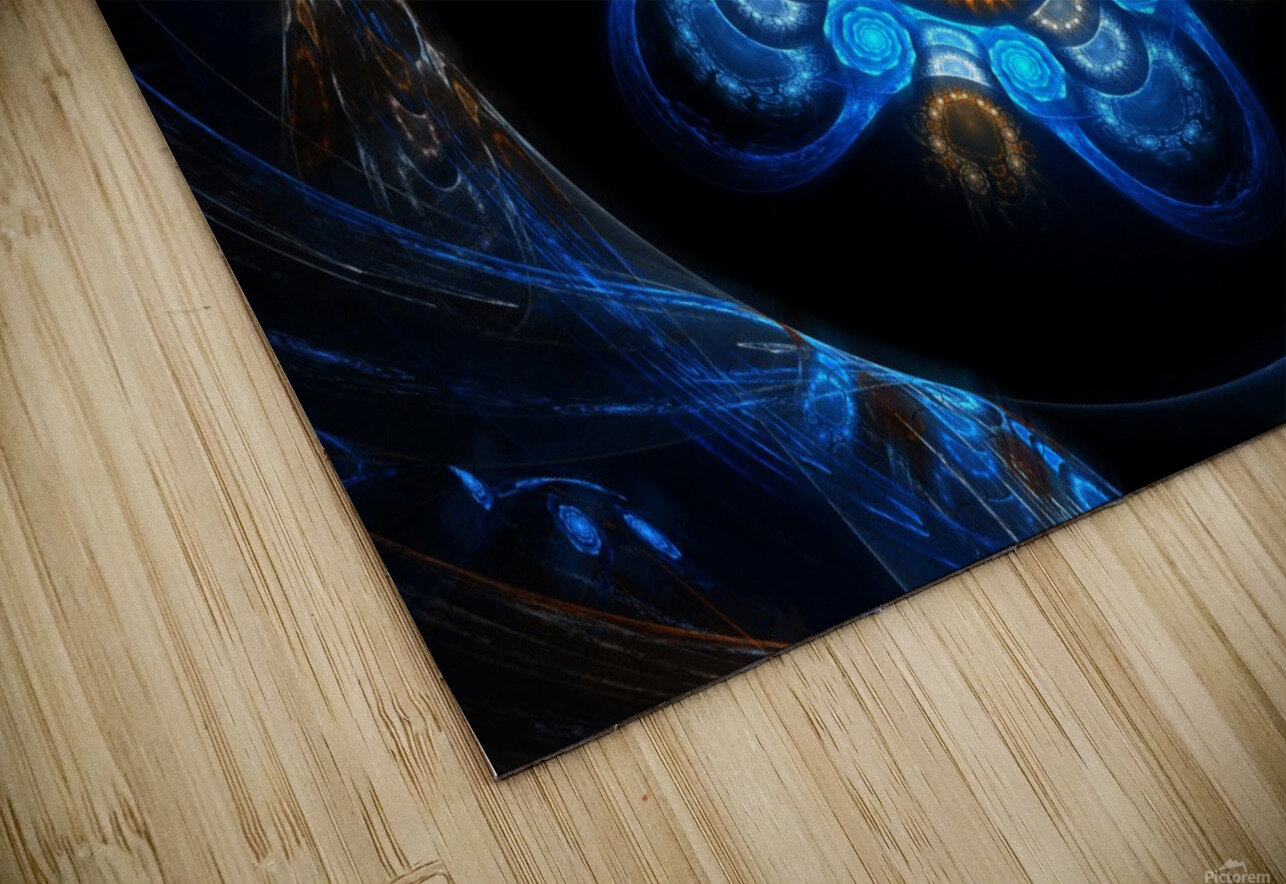 A place for your tears HD Sublimation Metal print