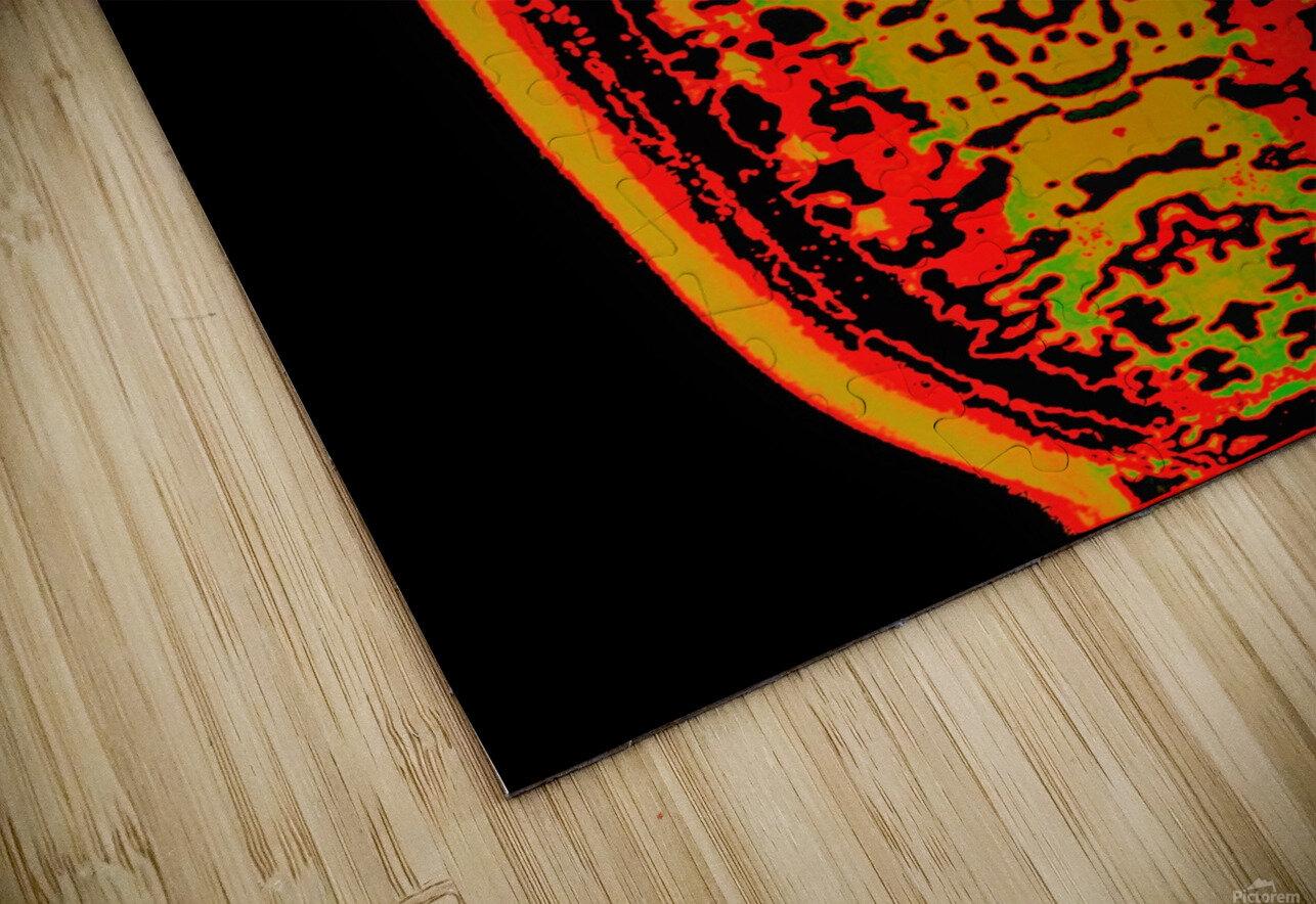 Shiva linga HD Sublimation Metal print