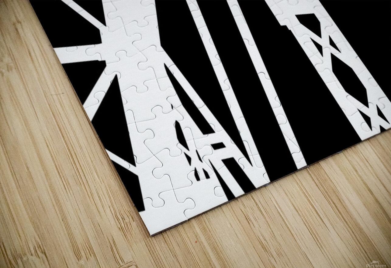 Bridge - XXIV HD Sublimation Metal print