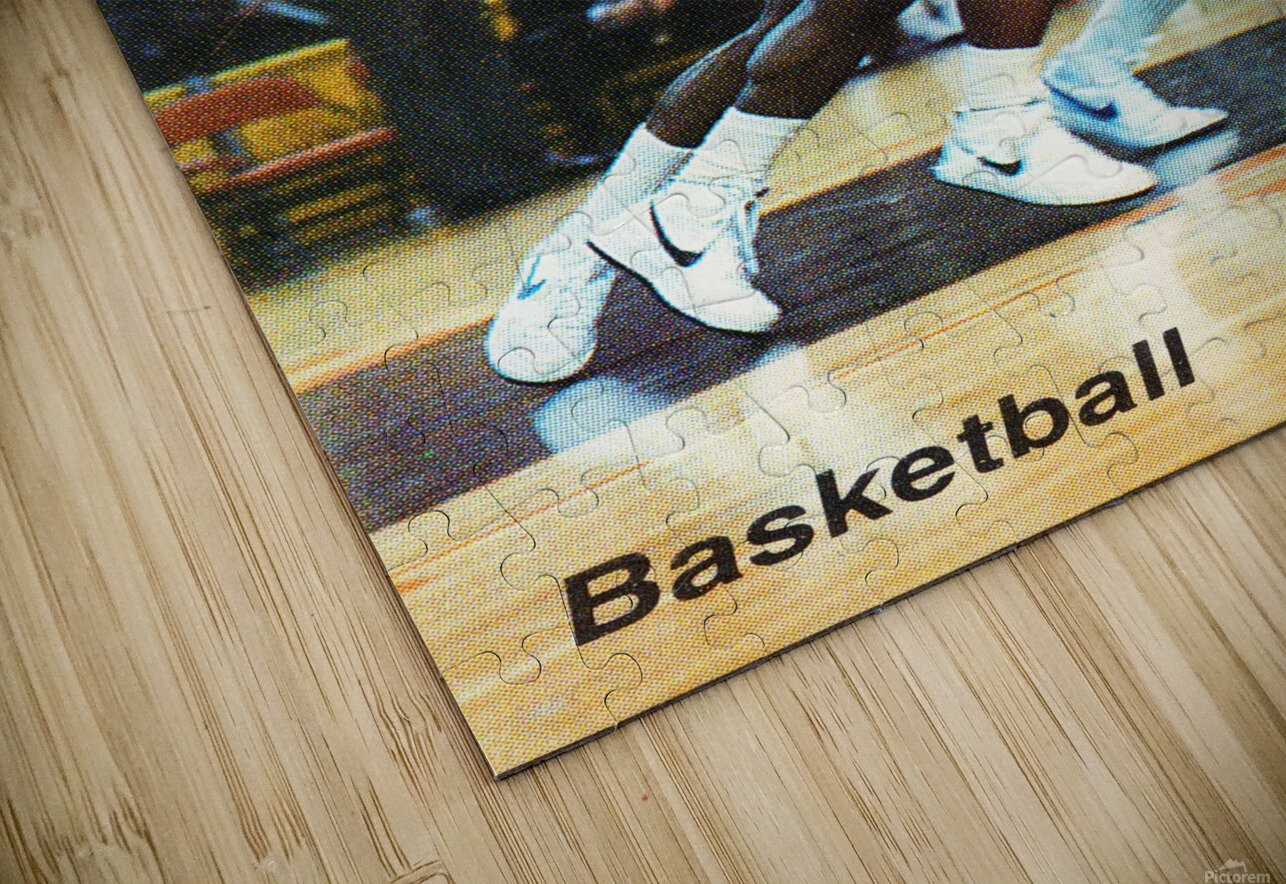 1986 providence basketball poster HD Sublimation Metal print