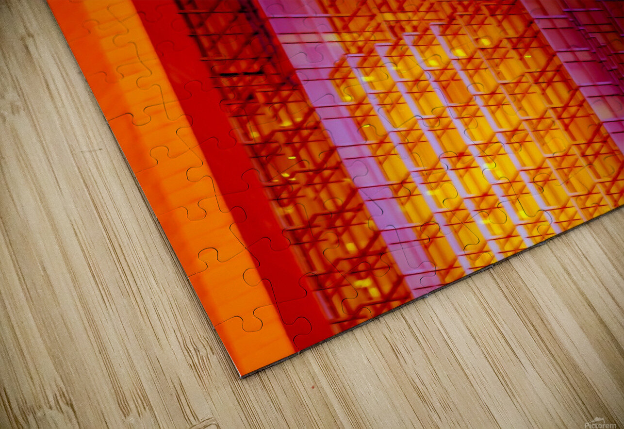 Escape From The Hive HD Sublimation Metal print