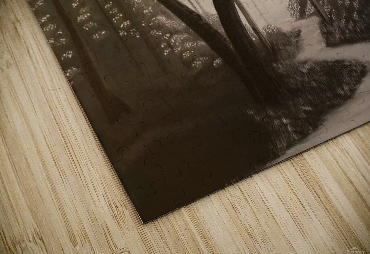 Idyll HD Sublimation Metal print