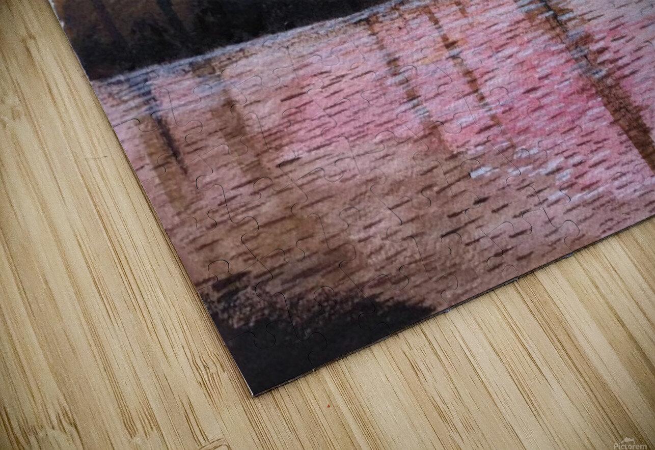 sunrise HD Sublimation Metal print