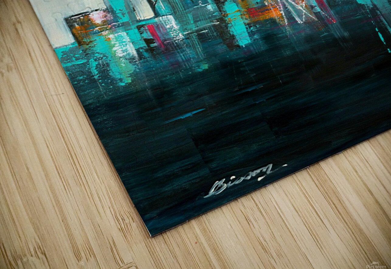 Uptown XXI HD Sublimation Metal print