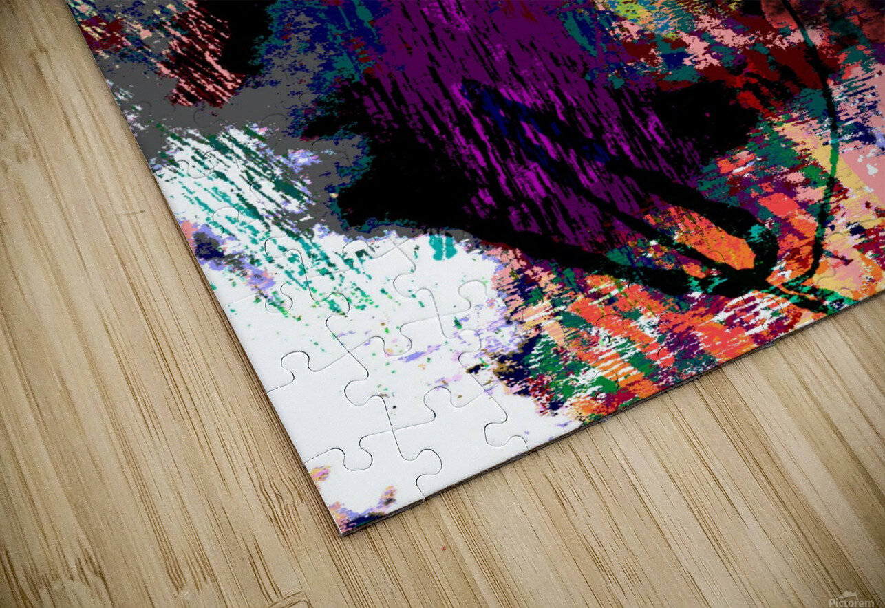 Sumthing HD Sublimation Metal print