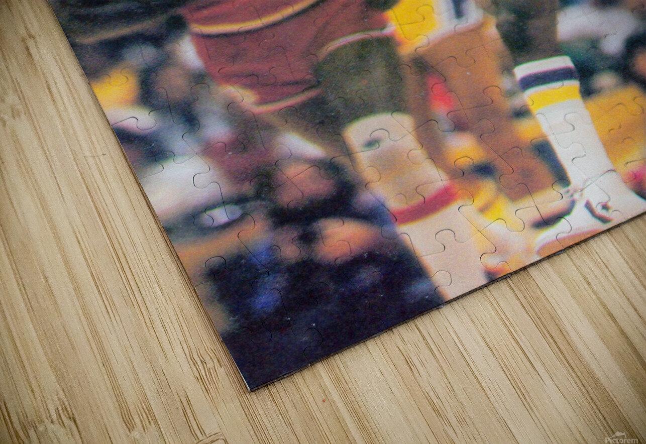 1983 Magic Johnson LA Lakers HD Sublimation Metal print