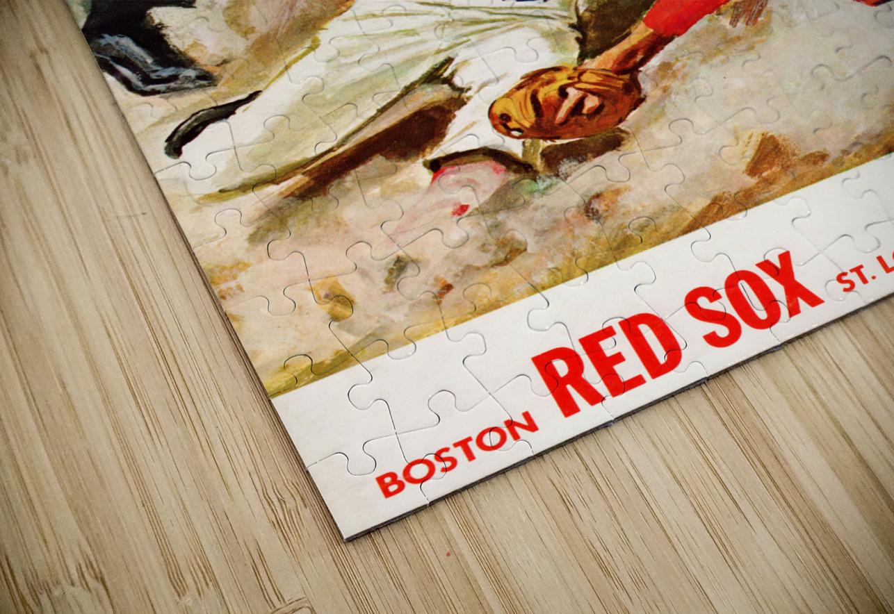 vintage advertisement heinz ketchup  HD Sublimation Metal print
