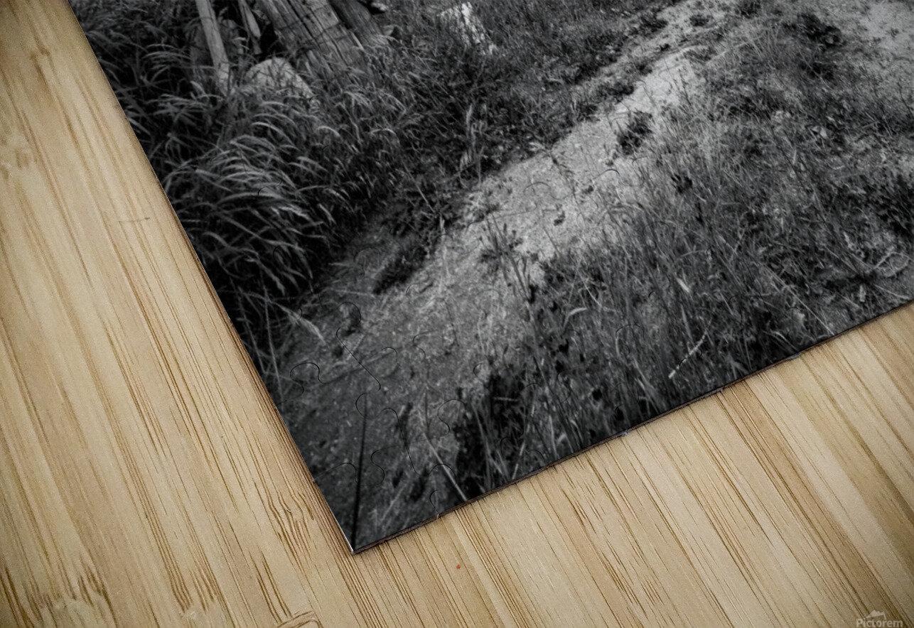 The Barnyard HD Sublimation Metal print