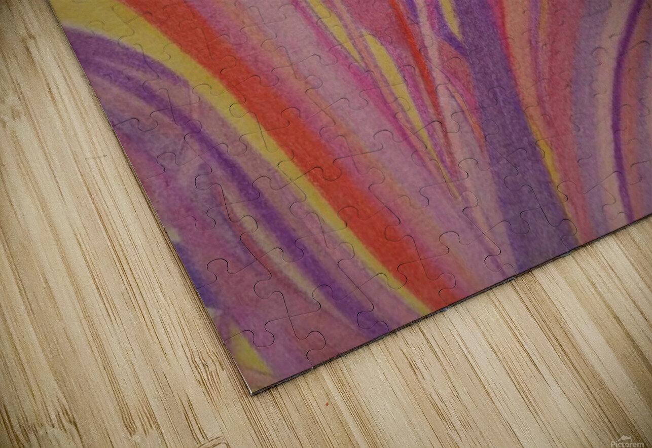 Secret Fields HD Sublimation Metal print