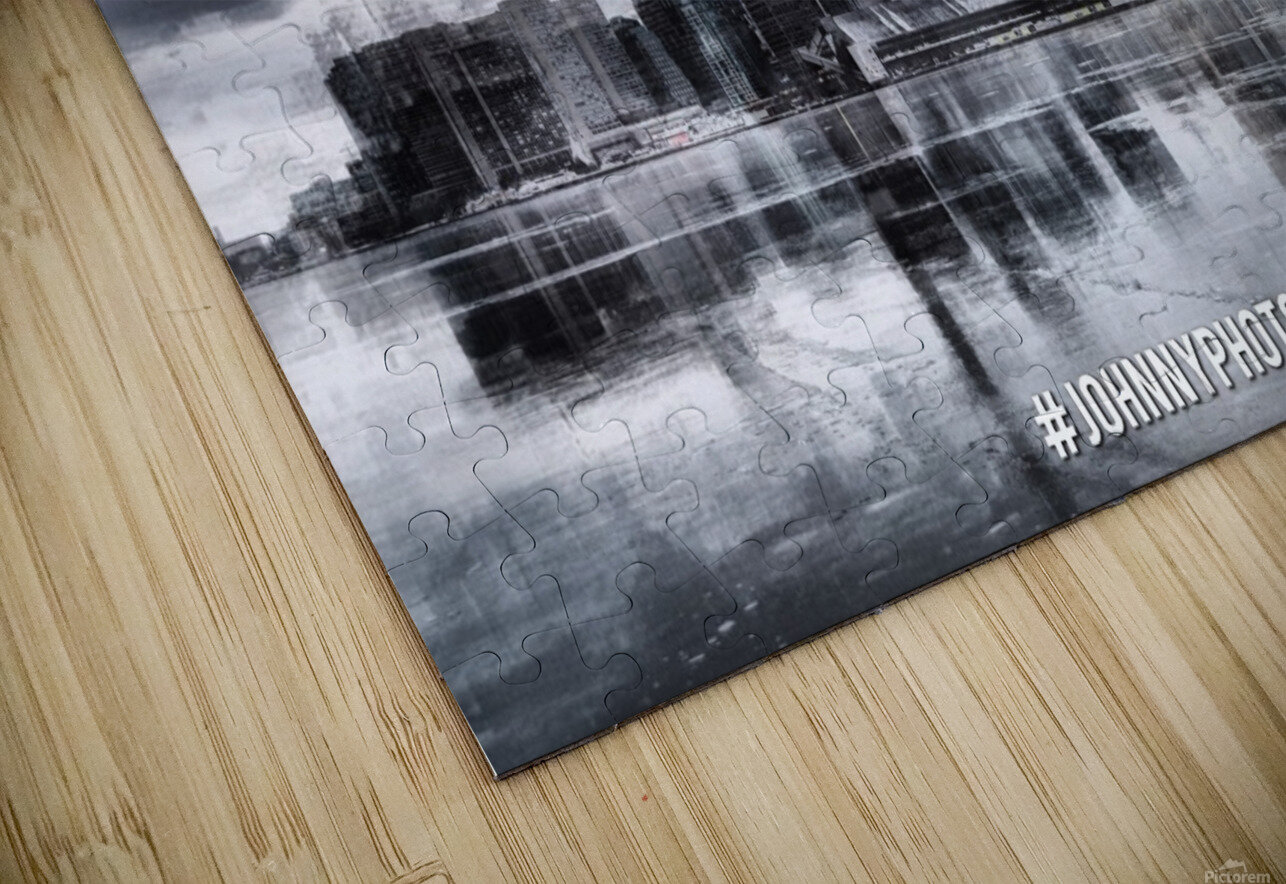 Toronto on the ice  HD Sublimation Metal print