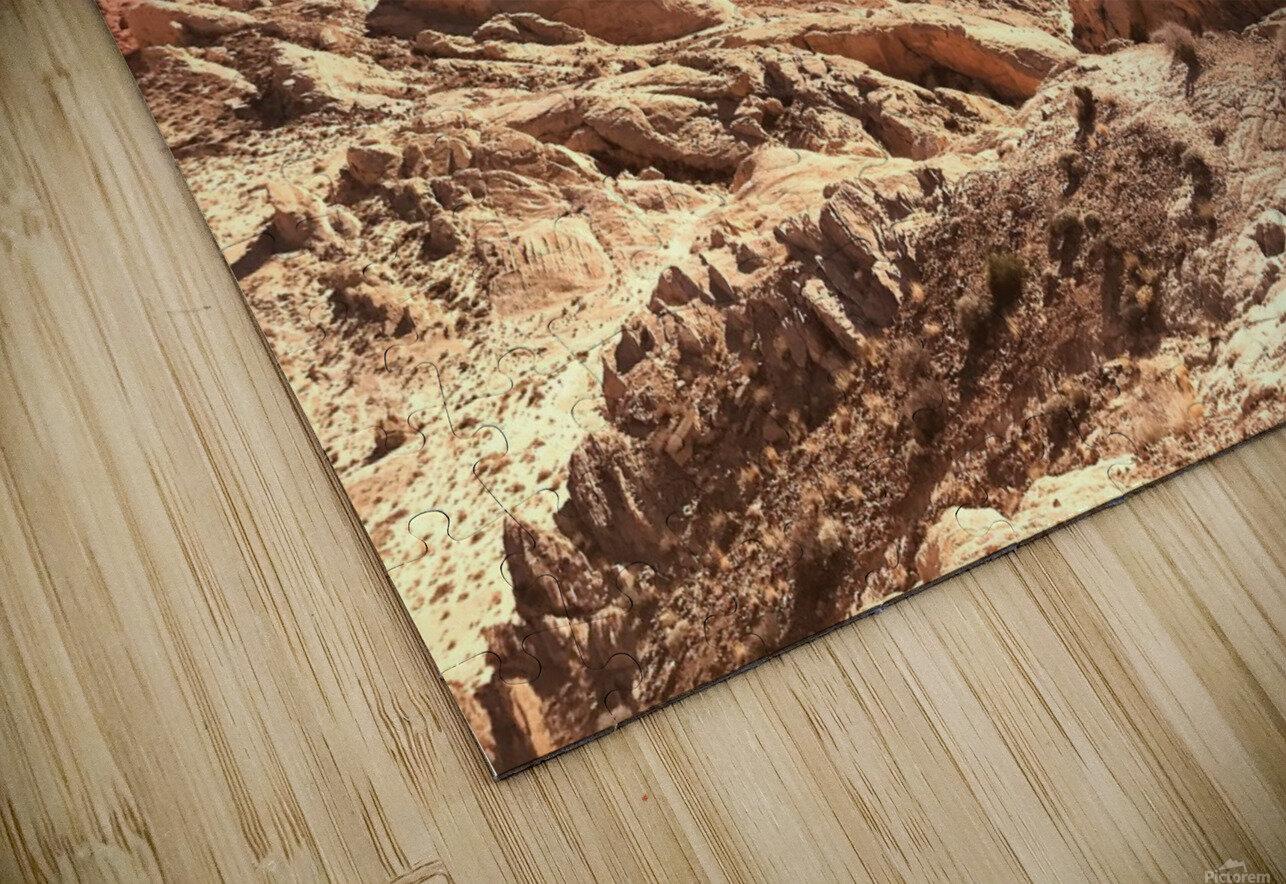 Canyon  HD Sublimation Metal print