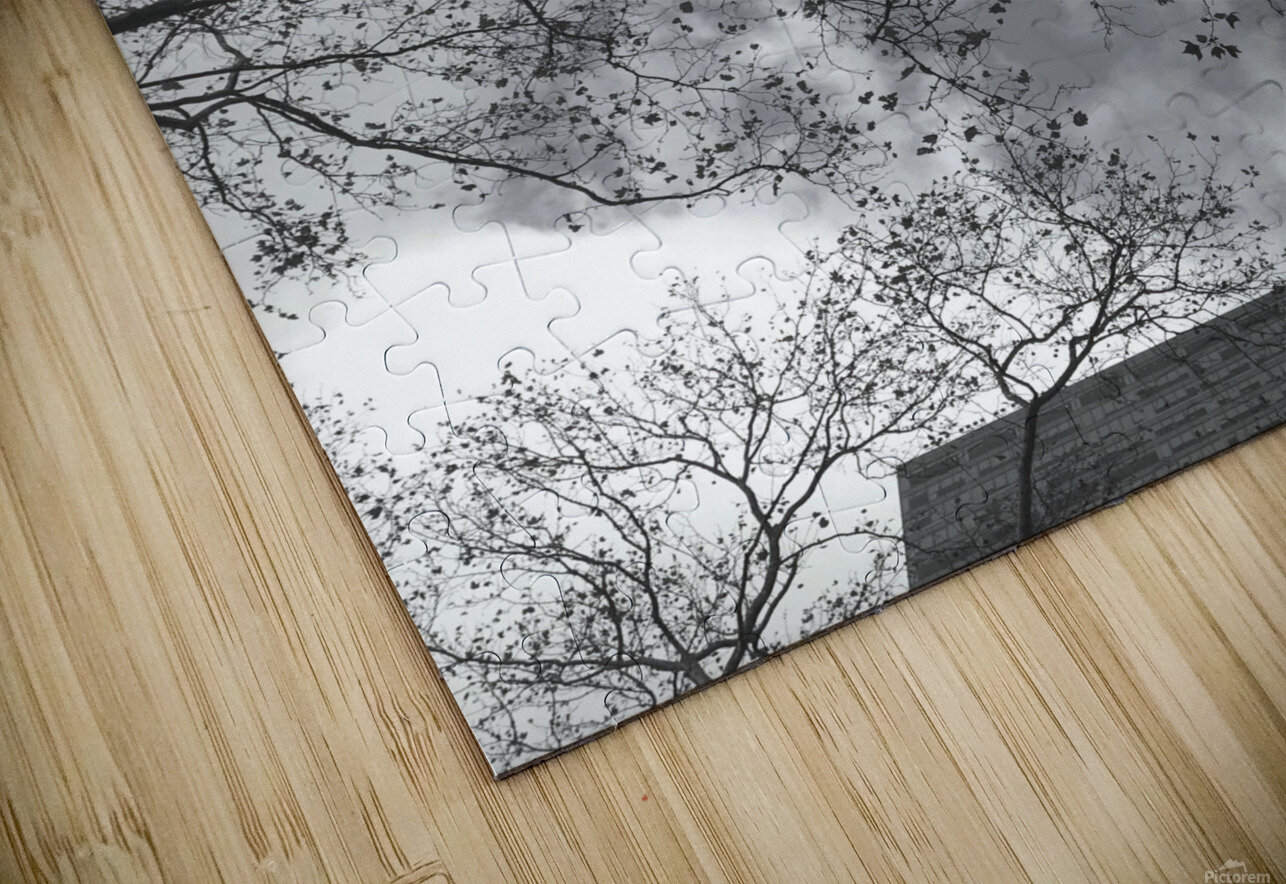 NYC Placement HD Sublimation Metal print