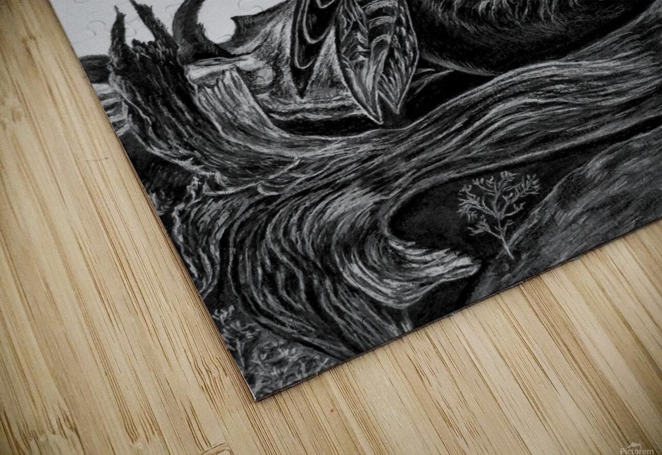 Gyrfalcon HD Sublimation Metal print