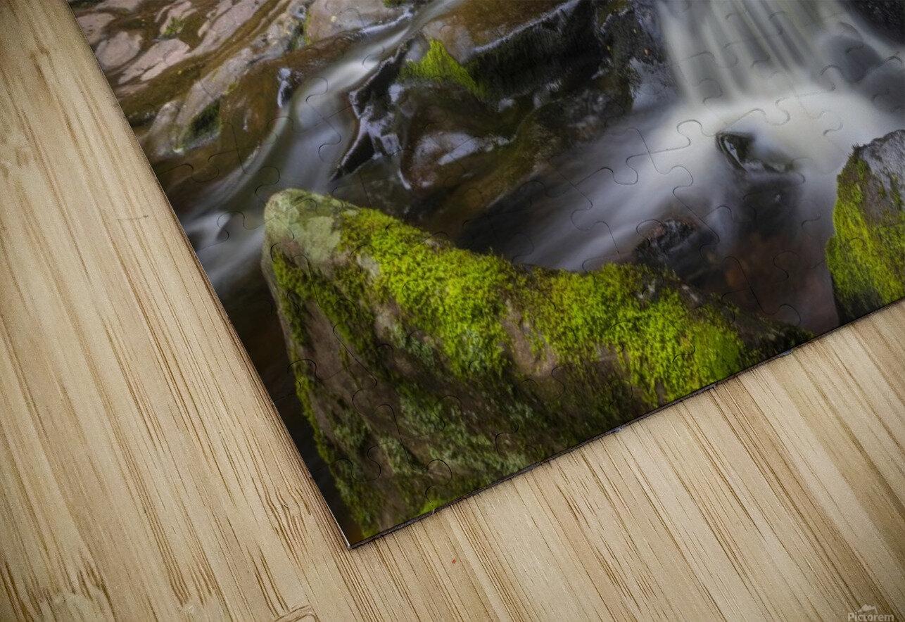 The beauty of Blaen y Glyn  HD Sublimation Metal print