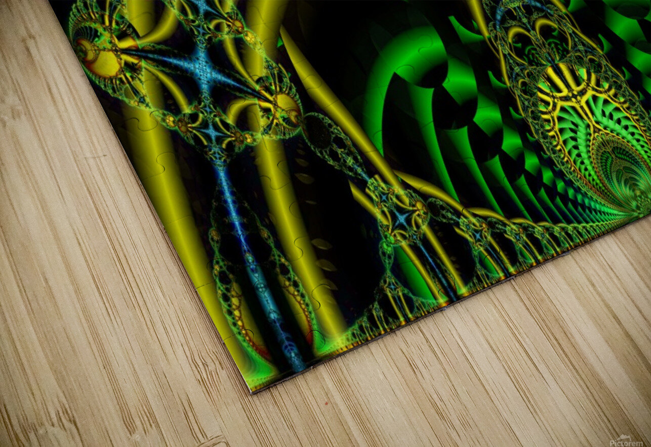 Trifunctional  HD Sublimation Metal print