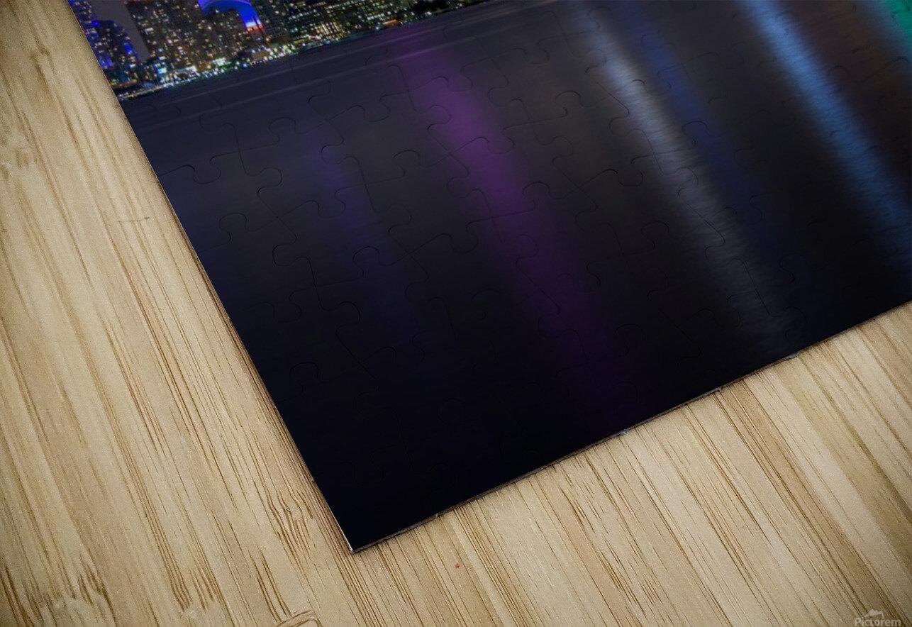 ch00005 Impression de sublimation métal HD