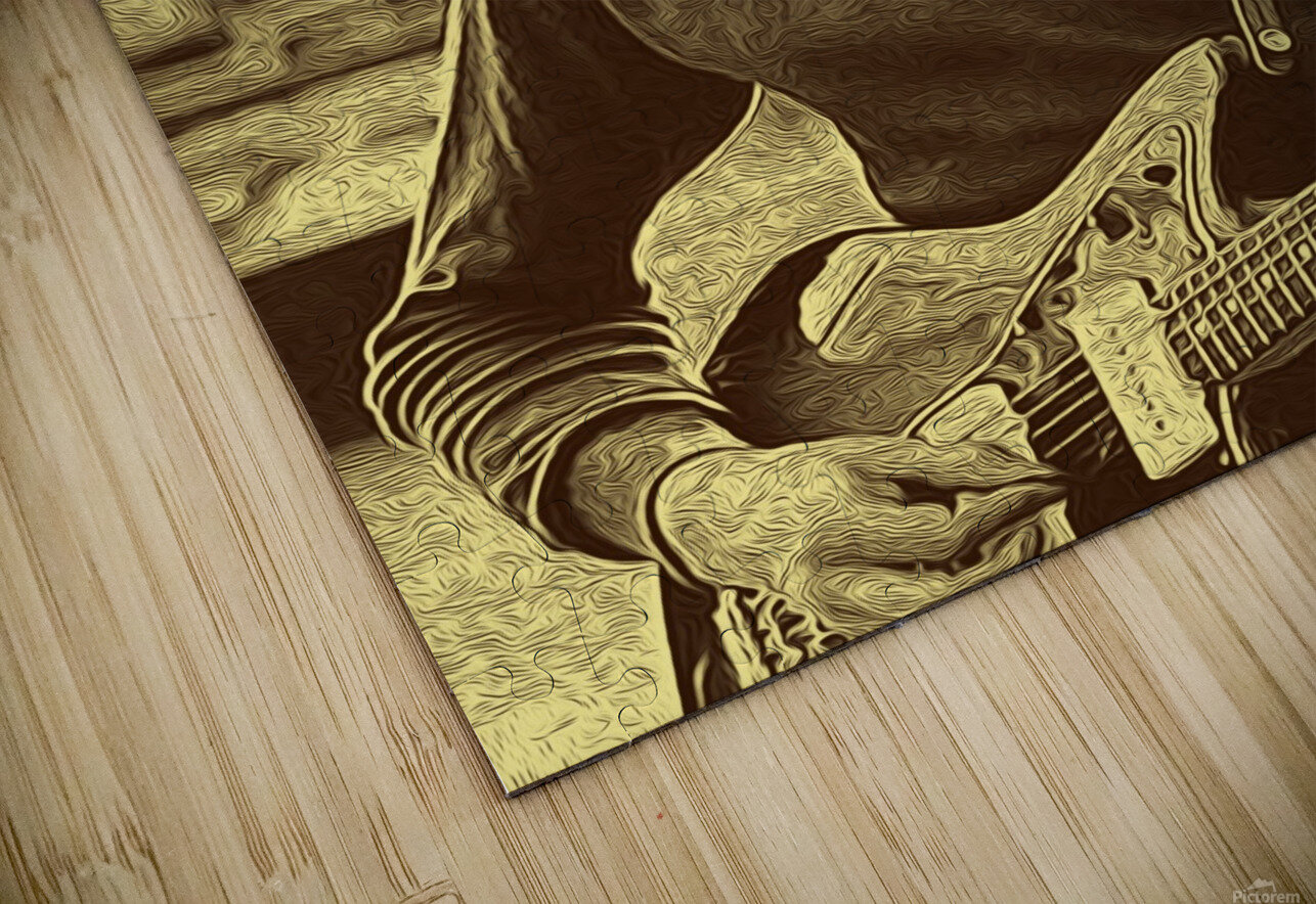 Bob Dylan  American singer Collection 3  HD Sublimation Metal print