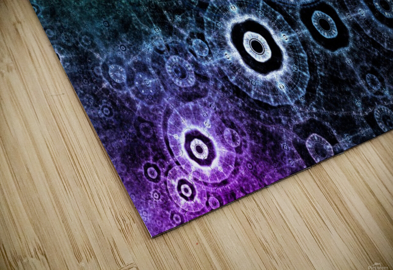 Answers HD Sublimation Metal print