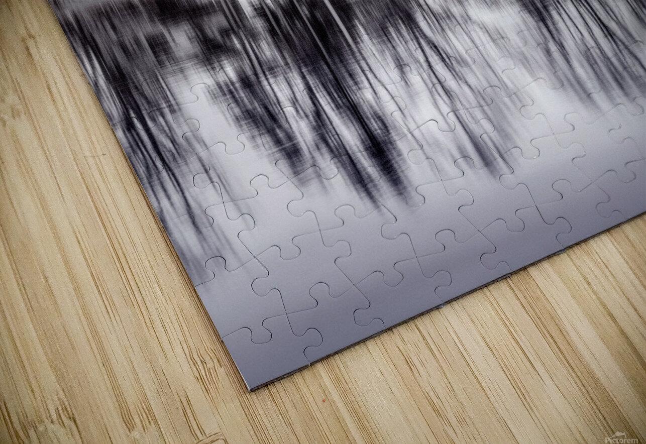 ile Roussin HD Sublimation Metal print