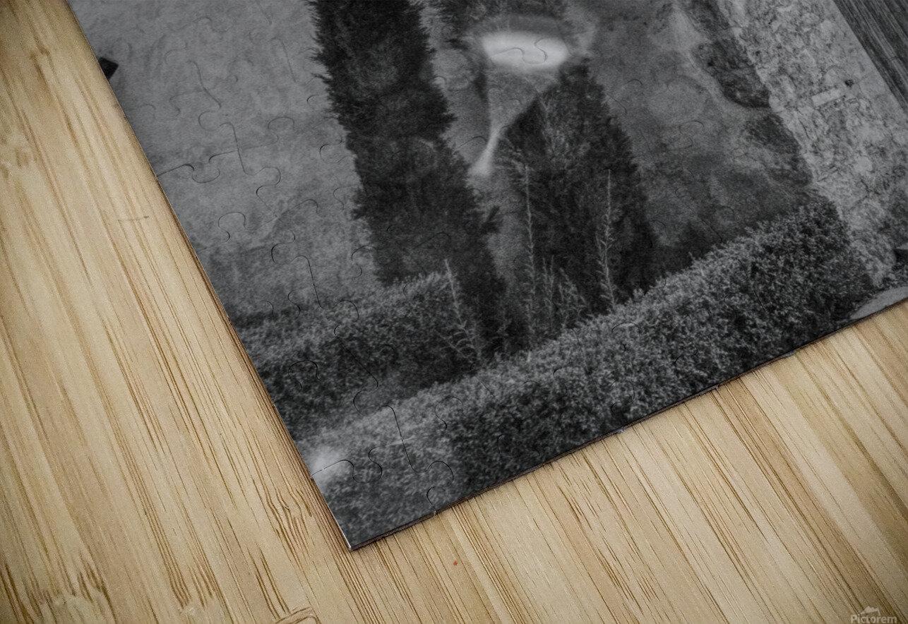 Provence HD Sublimation Metal print