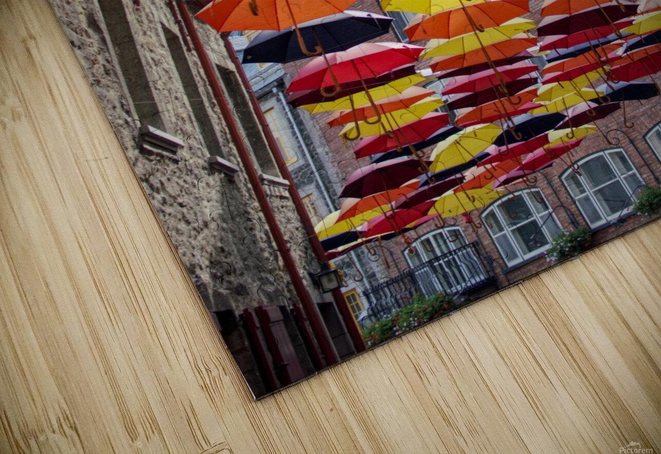 parapluies HD Sublimation Metal print