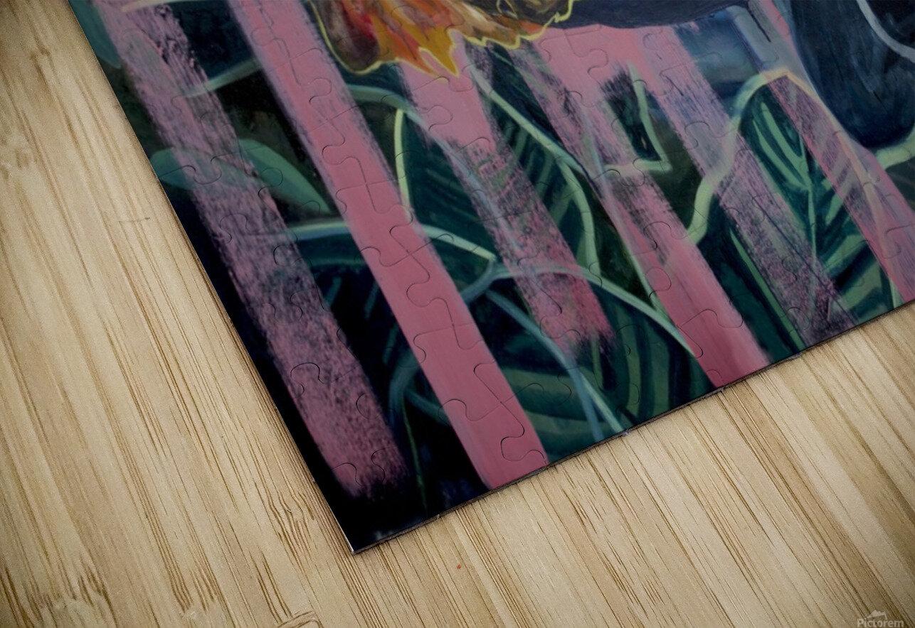 Jungle Petes Tavern HD Sublimation Metal print