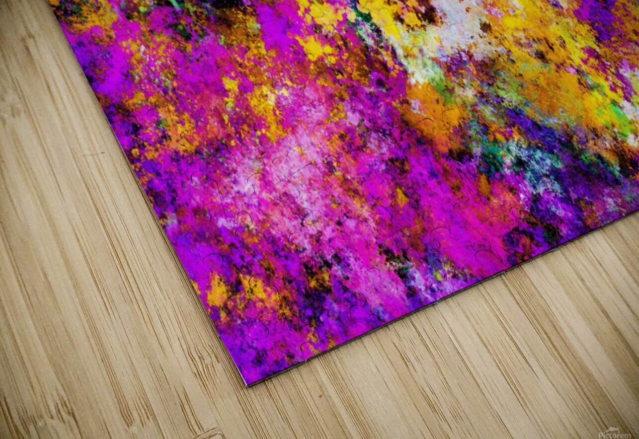 The tension HD Sublimation Metal print