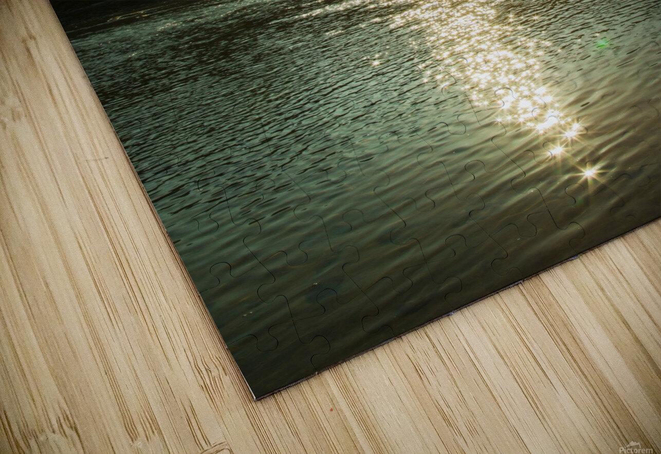Sunlight HD Sublimation Metal print