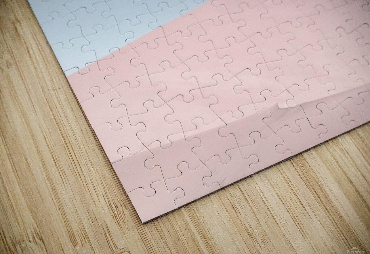 Powder HD Sublimation Metal print