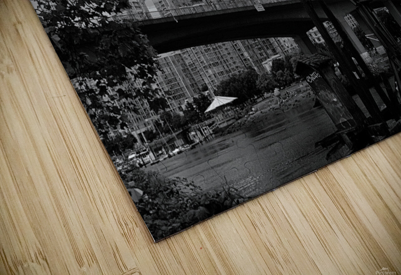 Should I Be Worried HD Sublimation Metal print
