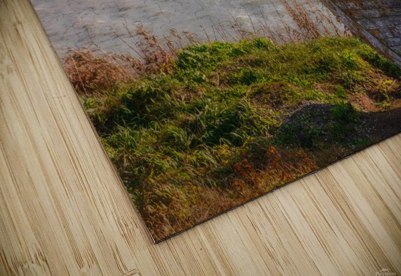 Chaloupe Belle-Anse en ete Impression de sublimation métal HD