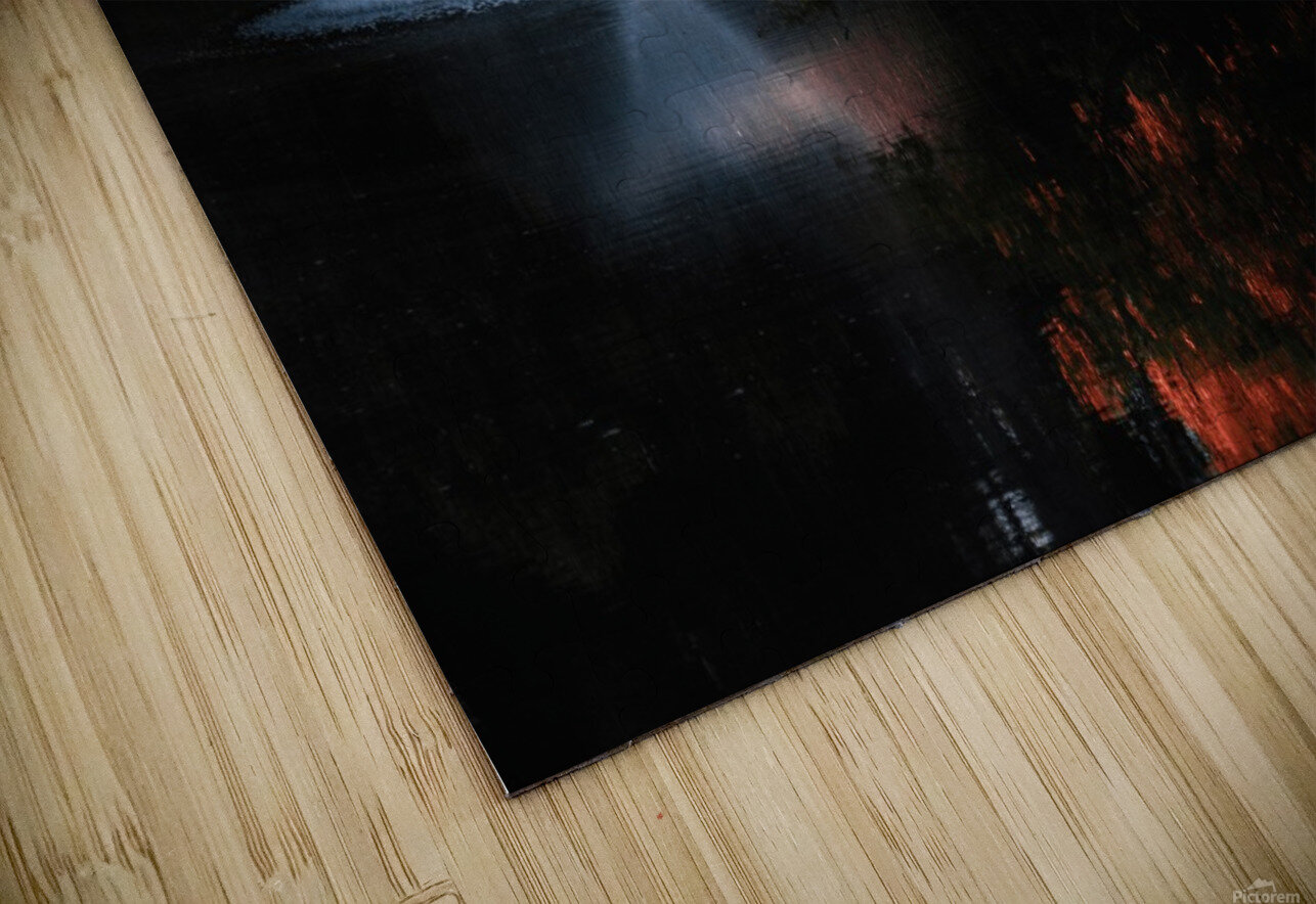 Alternate Moments HD Sublimation Metal print