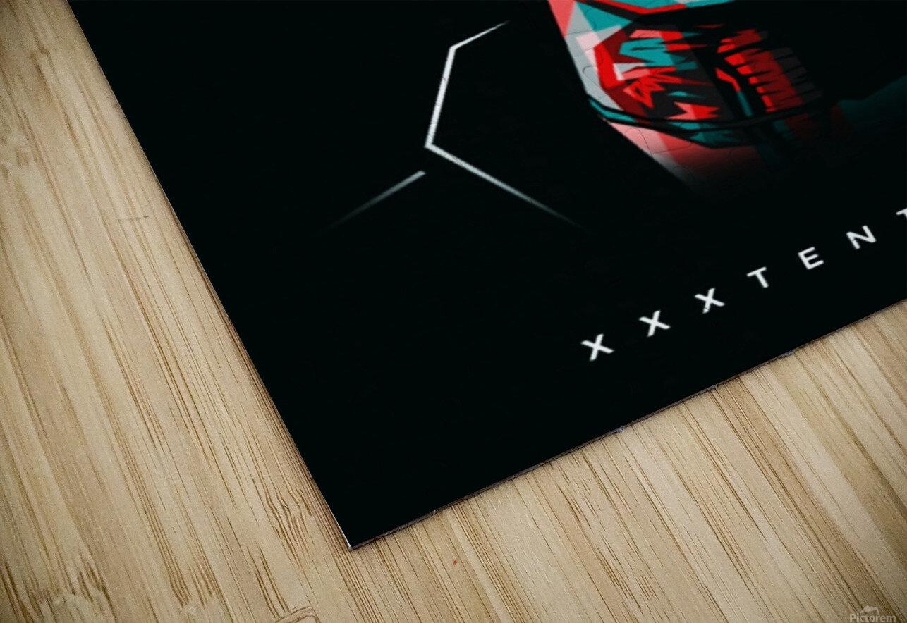 xxxtentacion HD Sublimation Metal print