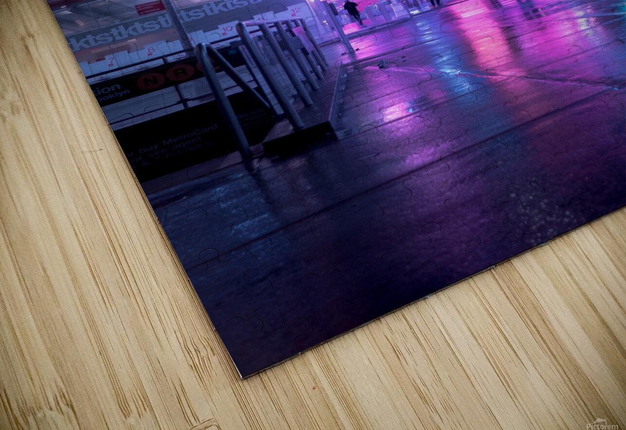 Future Vision HD Sublimation Metal print