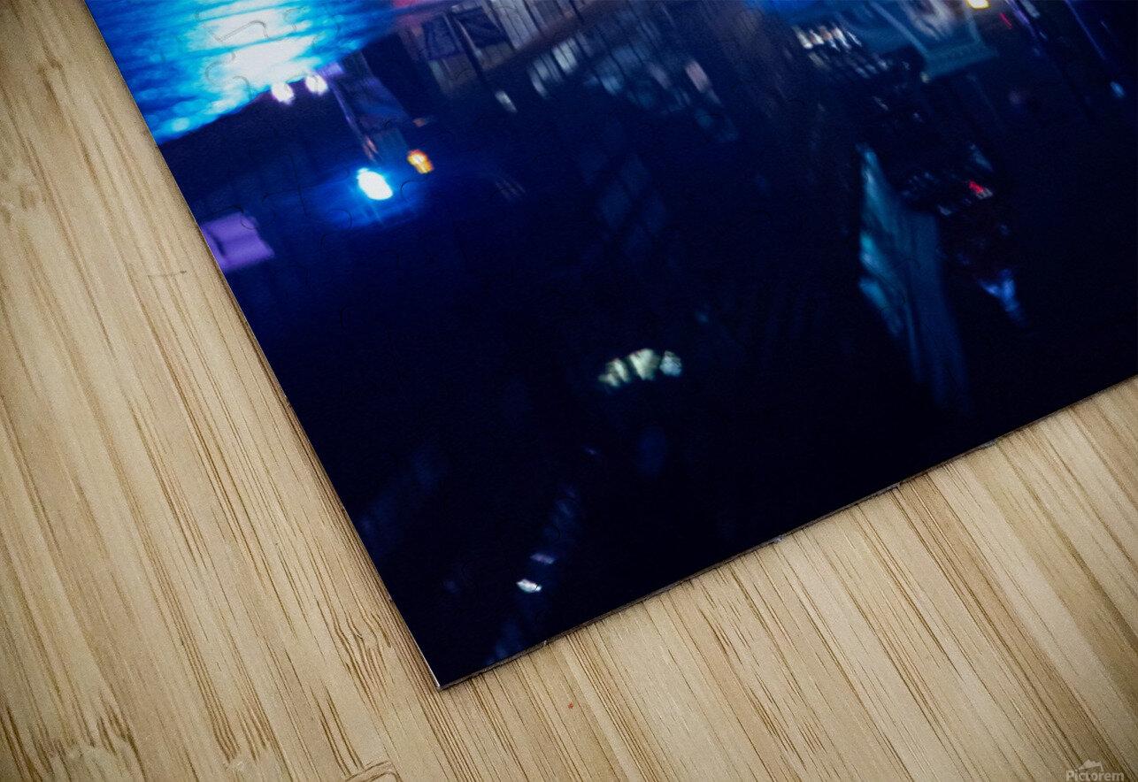 Send Me A Vision HD Sublimation Metal print