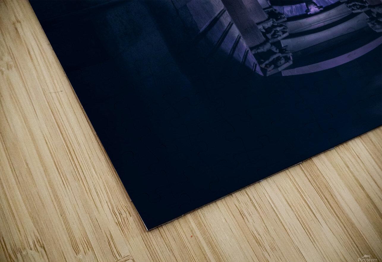 Ancient Generation HD Sublimation Metal print