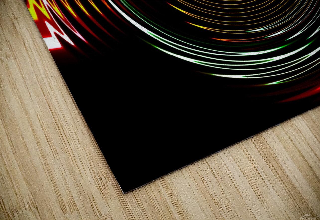CYCLONE DREAMS HD Sublimation Metal print