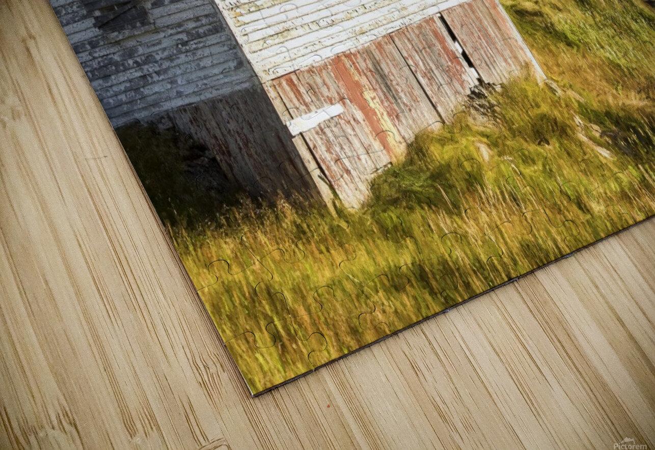 New Bonaventure Sunset HD Sublimation Metal print