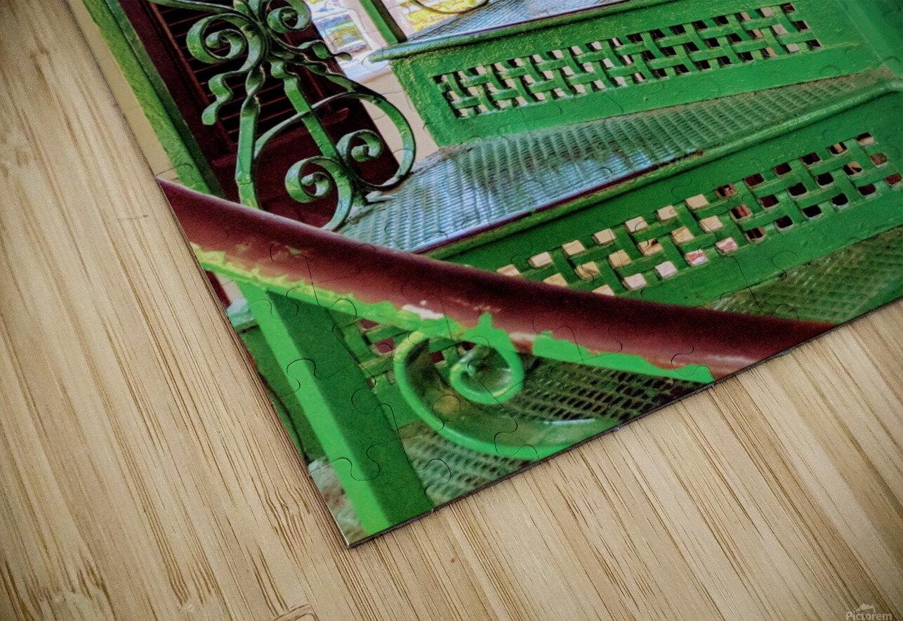 Cienfuegos VI HD Sublimation Metal print