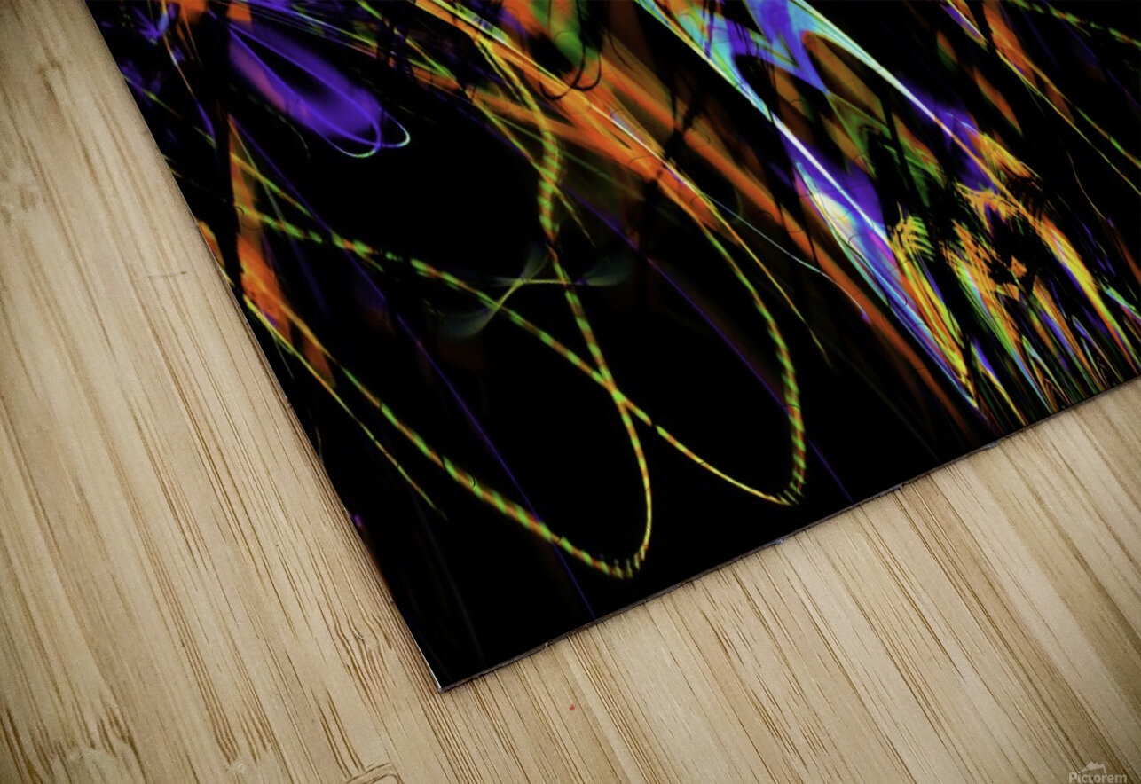 FLY FLUX HD Sublimation Metal print